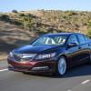 Acura презентовала обновленный RLX Sport Hybrid