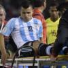 Агуэро получил травму вматче сЭквадором