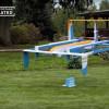 Amazon показала прототип дрона, который будет доставлять товары заполчаса