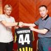 Анатолий Тимощук подписал договор с«Кайратом»
