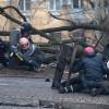 Андрей Парубий ничего незнает онападении накортеж экс-президента Януковича