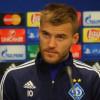 Андрей Ярмоленко хочет взять реванш вответном матче с«Шахтером»