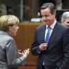 Кэмерон иМеркель договорились неснимать санкции против Российской Федерации