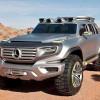 Benz в РФ принимает заказы на новую модель G-класса