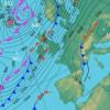 Насеверо-западе Британии ввели «красный» уровень угрозы из-за прихода шторма Десмонд