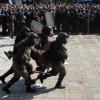 Бунт уРады вКиеве: площадь залита кровью, есть жертвы