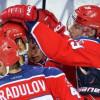 ЦСКА поднял именной стяг Могильного под сводами собственной ледовой арены