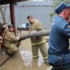 Cотрудники экстренных служб на100% откачали воду изподтопленных домов Сахалина