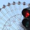 Девять человек застряли наостановившемся колесе обозрения воВладимире