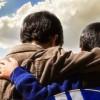 Два ребенка убежали вавтосалон, сделав подкоп под забором детского сада