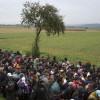 Словения просит уЕС полицейских для регулирования потока беженцев