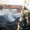 Пожар вхуторе Ильменском-2 устроили пьяные селяне