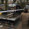 Накладбище Гданьска украли череп священика