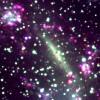 Астрономы отыскали самое близкое кнам лобовое столкновение галактик