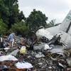 Из18 находившихся наборту разбившегося вЮжном Судане Ан-12 выжили трое