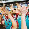 Столичное «Динамо» вгостях уступило «Скре» вматче волейбольной Лиги чемпионов