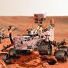 Марсоход Curiosity сказал наЗемлю селфи
