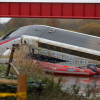 Машинист потерпевшего крушение воФранции поезда непревышал допустимую скорость