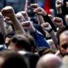 Милиция Кельна применила водометы, чтобы усмирить ультраправых активистов