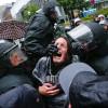 Милиция Венгрии отбилась отмигрантов слезоточивым газом