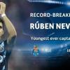 Молодой португальский футболист установил рекорд Лиги чемпионов
