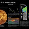 НаВенере обнаружена вулканическая активность