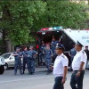 Намитинге вЕреване задержали сотни человек