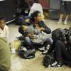 Навокзал Мюнхена прибыли 2 тысячи беженцев