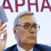 Навального закидали яйцами вНовосибирске