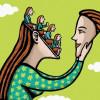 Найдена связь между шизофренией и микробами вгортани человека— Ученые