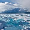 Объем ледяного покрова вАрктике увеличился натреть