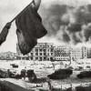 Около ста человек приняли участие вреконструкции Сталинградской битвы вКронштадте