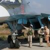 Русские самолеты уничтожили 819 объектов террористов вСирии