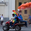 Организатора гей-парада Алексеева оштрафовали на20тыс.руб.