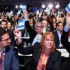 Партия Меркель одобрила «большую коалицию» ссоциал-демократами