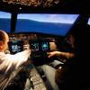 Китайский пассажирский авиалайнер неожиданно изменил курс