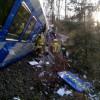При столкновении поездов вГермании погибли люди