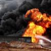 При взрыве накитайском химическом заводе погибли 9 человек