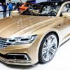 Прототип седана CCoupe GTE рассказал обудущем Volkswagen