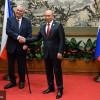 Путин: Объём российско-чешского товарооборота восстановится