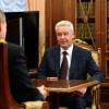 Путин позитивно оценил работу Собянина напосту главы города столицы