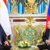 Путин вКремле обсудил спрезидентом Египта борьбу стерроризмом