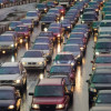 Пять автомобилей столкнулись наРублевском шоссе