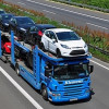 РФ вдвое сократила импорт легковых авто