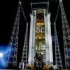 Ракета Vega сукраинским агрегатом стартовала скосмодрома Куру