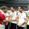 Рамзан Кадыров посетил тренировку футбольного клуба «Терек»