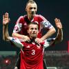 Сборная Албании, победив армян, впервый раз вышла в заключительную частьЧЕ пофутболу