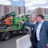 Собянин: Благодаря свежей эстакаде наВаршавке врайоне Бутово движение ускорилось на25%