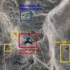 Спутниковый снимок места крушения А321 обнародовала Франция