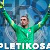 Плетикоса заключил с«Депортиво» договор доконца сезона